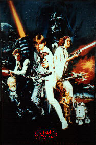 Star Wars Posters for all 3 movies are in stock.